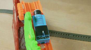 Thomas & Friends TrackMaster Dragon Escape Set TV Spot, 'Zoom Past the Dragon' - Thumbnail 5