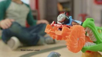 Thomas & Friends TrackMaster Dragon Escape Set TV Spot, 'Zoom Past the Dragon' - Thumbnail 6