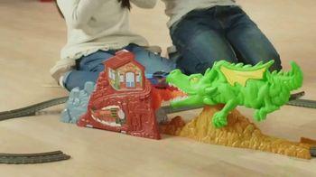 Thomas & Friends TrackMaster Dragon Escape Set TV Spot, 'Zoom Past the Dragon' - Thumbnail 7