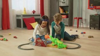 Thomas & Friends TrackMaster Dragon Escape Set TV Spot, 'Zoom Past the Dragon'