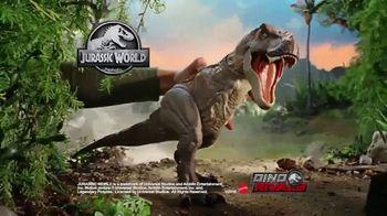 Jurassic World Bite 'n Fight T-Rex TV Spot, 'Fight, Bite and Smash' - Thumbnail 7