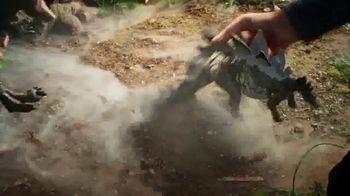 Jurassic World Bite 'n Fight T-Rex TV Spot, 'Fight, Bite and Smash' - Thumbnail 3