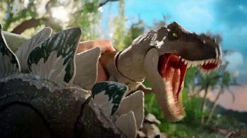 Jurassic World Bite 'n Fight T-Rex TV Spot, 'Fight, Bite and Smash' - Thumbnail 4
