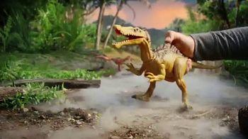 Jurassic World Bite 'n Fight T-Rex TV Spot, 'Fight, Bite and Smash' - Thumbnail 5