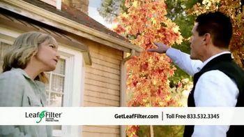 LeafFilter TV Spot, 'End Gutter Cleaning Forever.' Featuring Matt Kaulig - Thumbnail 1