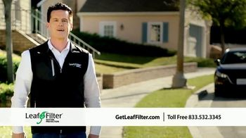 LeafFilter TV Spot, 'End Gutter Cleaning Forever.' Featuring Matt Kaulig