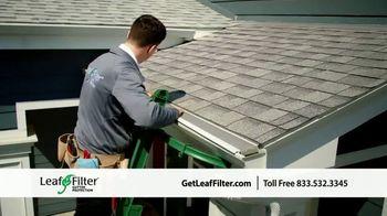 LeafFilter TV Spot, 'End Gutter Cleaning Forever.' Featuring Matt Kaulig - Thumbnail 3