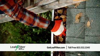 LeafFilter TV Spot, 'End Gutter Cleaning Forever.' Featuring Matt Kaulig - Thumbnail 6