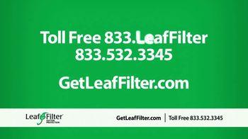 LeafFilter TV Spot, 'End Gutter Cleaning Forever.' Featuring Matt Kaulig - Thumbnail 7