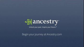 Ancestry TV Spot, 'Your DNA Journey: 500 Regions' - Thumbnail 9