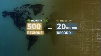 Ancestry TV Spot, 'Your DNA Journey: 500 Regions' - Thumbnail 2