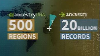 Ancestry TV Spot, 'Your DNA Journey: 500 Regions' - Thumbnail 3