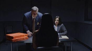 Little Caesars Pizza Portal Pickup TV Spot, 'Ion Television: Detectives' - Thumbnail 2