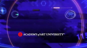 Academy of Art University TV Spot, 'Tour One of the Top Game Development Schools in San Francisco' - Thumbnail 1