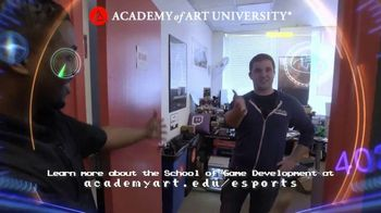 Academy of Art University TV Spot, 'Tour One of the Top Game Development Schools in San Francisco' - Thumbnail 5