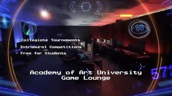 Academy of Art University TV Spot, 'Tour One of the Top Game Development Schools in San Francisco' - Thumbnail 9