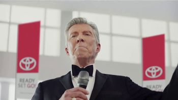 Toyota Ready Set Go! TV Spot, 'Spring Match' Featuring Michael Buffer [T2] - Thumbnail 2