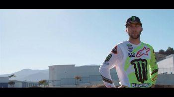 Alpinestars TV Spot, 'Supercross: Be Fast' Featuring Justin Barcia, Eli Tomac, Jason Anderson - Thumbnail 2