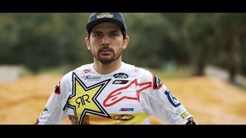 Alpinestars TV Spot, 'Supercross: Be Fast' Featuring Justin Barcia, Eli Tomac, Jason Anderson