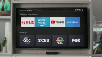 XFINITY Internet and TV TV Spot, 'At Home: Cloud DVR Service' Featuring Amy Poehler - Thumbnail 6