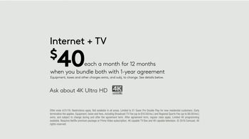 XFINITY Internet and TV TV Spot, 'At Home: Cloud DVR Service' Featuring Amy Poehler - Thumbnail 8