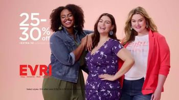 Kohl's TV Spot, 'Savings Add Up: Evri, Towels and Kids' - 1629 commercial airings