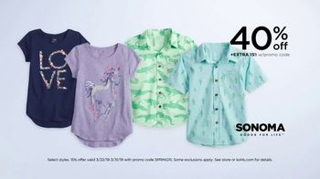Kohl's TV Spot, 'Savings Add Up: Evri, Towels and Kids' - Thumbnail 7