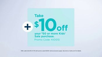 Kohl's TV Spot, 'Savings Add Up: Evri, Towels and Kids' - Thumbnail 9