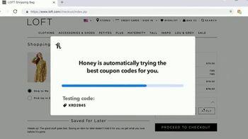 Honey TV Spot, 'Next Time, Just Use Honey' - Thumbnail 5