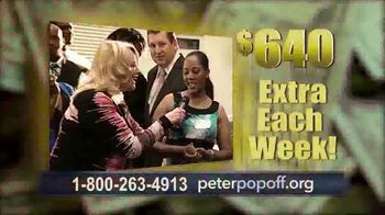 Peter Popoff Ministries Miracle Seeds TV Spot, 'Extra Income' - Thumbnail 3
