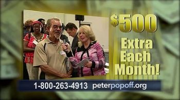 Peter Popoff Ministries Miracle Seeds TV Spot, 'Extra Income' - Thumbnail 4
