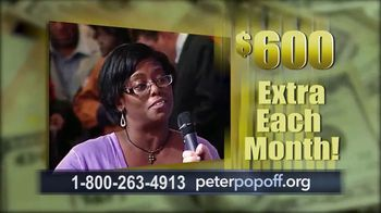Peter Popoff Ministries Miracle Seeds TV Spot, 'Extra Income' - Thumbnail 7