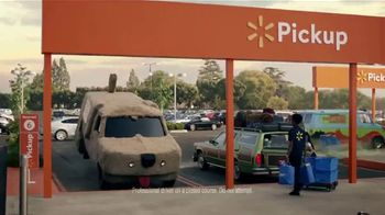Walmart Grocery Pickup TV Spot, 'Famous Cars: Vacation: Try' Song by Gary Numan - Thumbnail 4