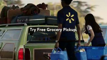 Walmart Grocery Pickup TV Spot, 'Famous Cars: Vacation: Try' Song by Gary Numan - Thumbnail 5