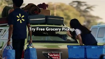 Walmart Grocery Pickup TV Spot, 'Famous Cars: Vacation: Try' Song by Gary Numan - Thumbnail 6