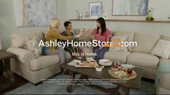 Ashley HomeStore Anniversary Sale TV Spot, 'Final Week: Next Day Delivery' Song by Midnight Riot - Thumbnail 8