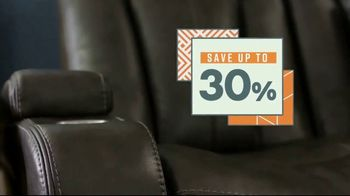 Ashley HomeStore Anniversary Sale TV Spot, 'Final Week: Next Day Delivery' Song by Midnight Riot - Thumbnail 3