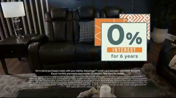 Ashley HomeStore Anniversary Sale TV Spot, 'Final Week: Next Day Delivery' Song by Midnight Riot - Thumbnail 4