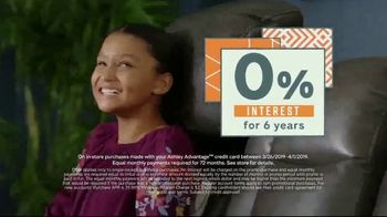 Ashley HomeStore Anniversary Sale TV Spot, 'Final Week: Next Day Delivery' Song by Midnight Riot - Thumbnail 5
