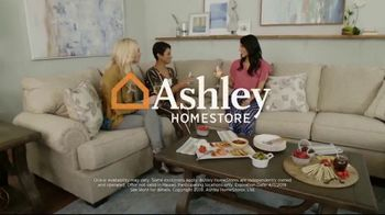 Ashley HomeStore Anniversary Sale TV Spot, 'Final Week: Next Day Delivery' Song by Midnight Riot - Thumbnail 7