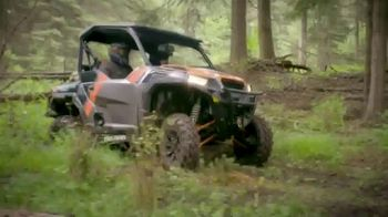 Polaris Spring Sales Event TV Spot, 'Utility Side-by-Sides' - Thumbnail 1