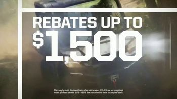Polaris Spring Sales Event TV Spot, 'Utility Side-by-Sides' - Thumbnail 4