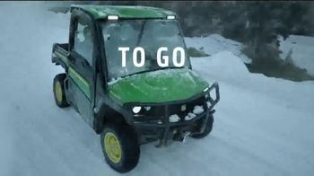 John Deere Great North American Test Drive TV Spot, 'Gator XUV835' - Thumbnail 3