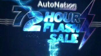 AutoNation 72 Hour Flash Sale TV Spot, '2018 Silverado and 2019 Equinox' - Thumbnail 4