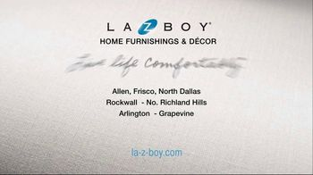 La-Z-Boy Two Great Chairs Event TV Spot, 'Chairs to Fit Every Need' - Thumbnail 9