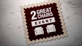 La-Z-Boy Two Great Chairs Event TV Spot, 'Chairs to Fit Every Need' - Thumbnail 4