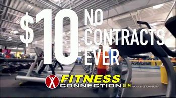 Fitness Connection TV Spot, 'I Am Your Fitness Connection' - Thumbnail 7