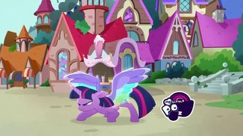 My Little Pony Rainbow Wings Twilight Sparkle TV Spot, 'Watch Her Glow' - Thumbnail 1