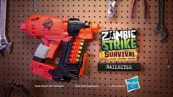 Nerf Zombie Strike Nailbiter TV Spot, 'Fast-Firing' - Thumbnail 7
