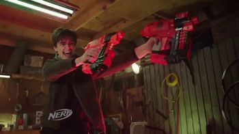Nerf Zombie Strike Nailbiter TV Spot, 'Fast-Firing' - 1181 commercial airings